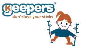 Geepers Keepers logo